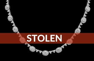 Stolen – Solid Diamonds Around Your Neck With Diamond Medallions Appointed
