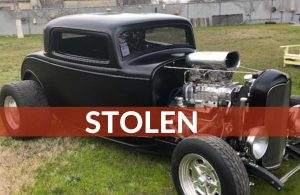 Stolen Classic 1932 Ford Model 18 – North Highlands