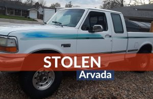 My Ford F-250 was Stolen