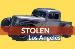 Stolen Classic – 1942 Ford Street Rod