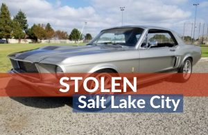 Stolen Classic Car – 1967 Ford Mustang Coupe GT350