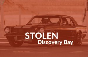 Stolen Classic Car – 1965 Ford Mustang